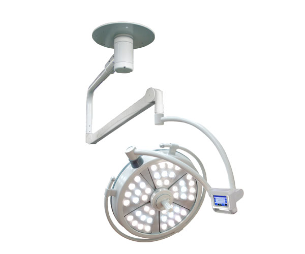 the NviroLED SL700 series of operating theatre lights have been designed to provide a high quality, shadowless beam