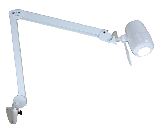 X240 LED Wall Mount Examination Light