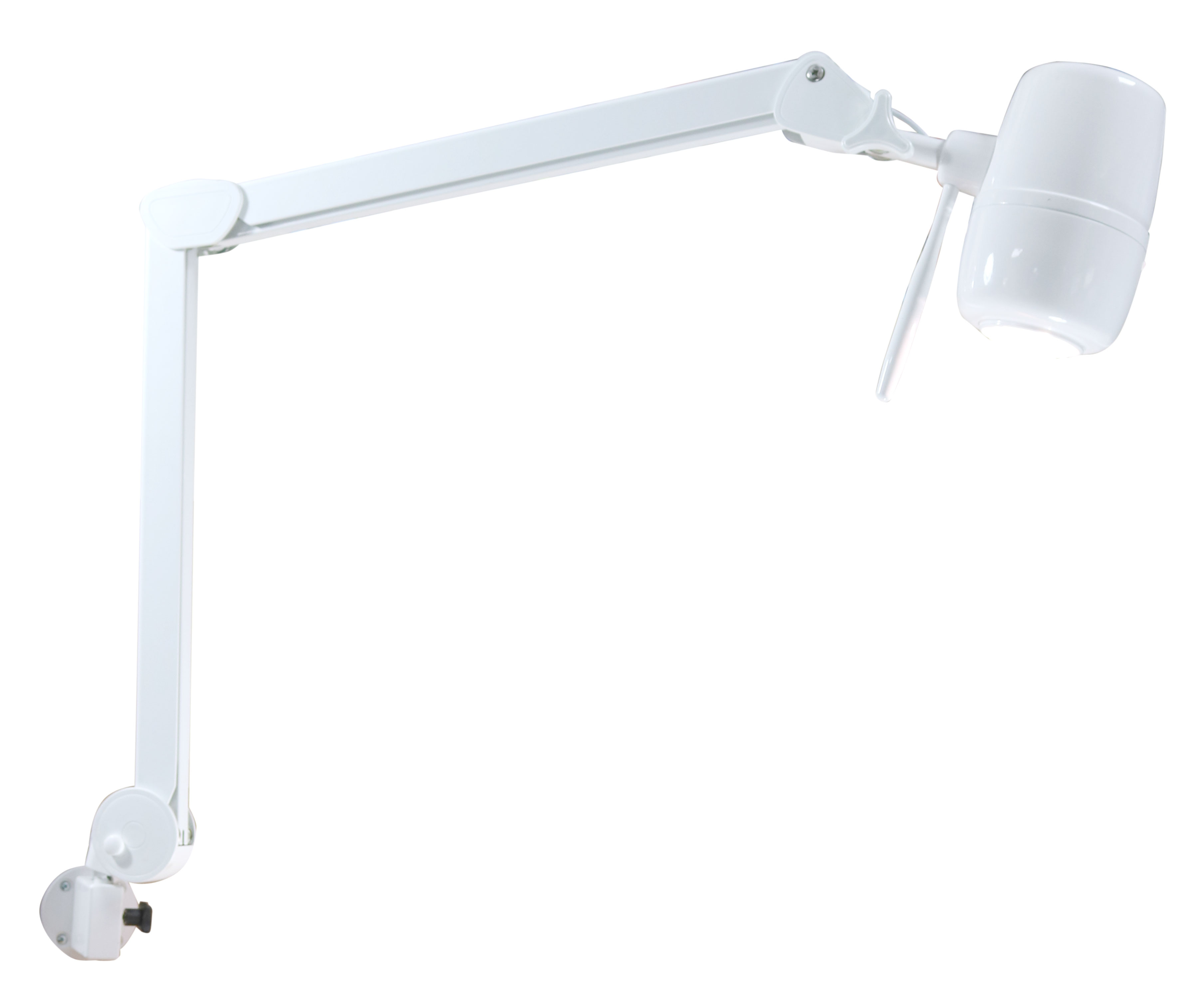 DARAY X340 LED Hardwired BESA Wall Mount Examination Light (special order)