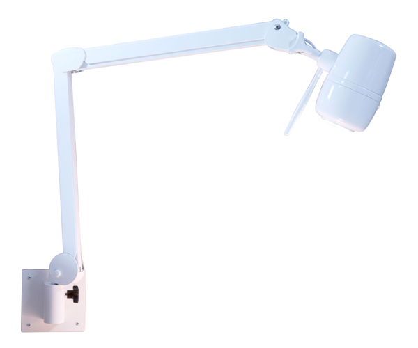 DARAY X340 LED Hardwired Wall Mount Examination Light (special order)