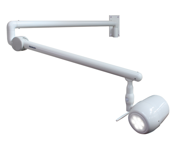 X400 LED Wall Mount Examination Light