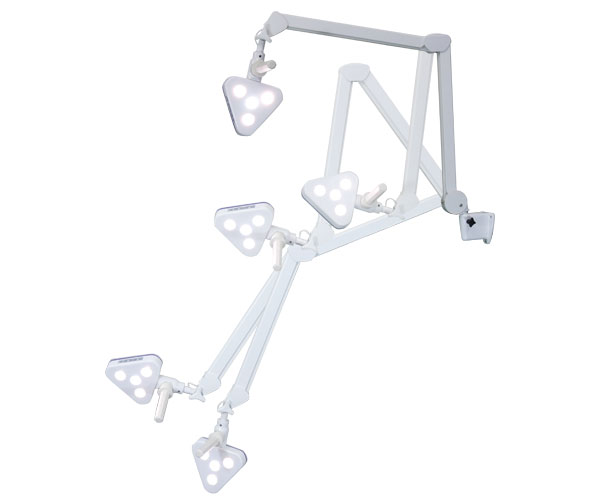 The Daray X700 LED examination light